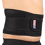 Double Press Silicone 8-spring Elastic Waist Guard Protector - Free Size