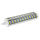 Bombillas Mazorca Regulable R7S 15 W 72 SMD 5050 864 LM Blanco Fresco AC 110-130/AC 100-240 V