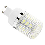 G9 4 W 30 SMD 5050 400 LM Warm White/Cool White Corn Bulbs AC 110-130 V