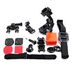 Accesorios G-112 completa GoPro Holder más barato Bracket Kit básico para GoPro Hero 2/3/3 +