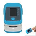 Oxímetro de pulso da ponta do dedo Sportguard OLED SpO2 Heart Rate Monitor