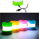 ABS USB LED Night Light(Assorted Color)