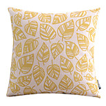 Cotton/Linen Pillow Cover , Wildlife Modern/Contemporary