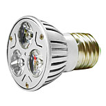 MR16 3W 1W * 3 LEDs 270-300LM Warm White / White Light Bulb LED Spot (AC 100 - 220V)
