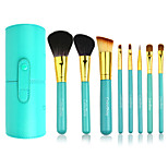 Delicate  Makeup Brushes Set 8pcs