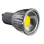 GU10 5 W 1 COB 450LM LM Warm White / Cool White Dimmable Spot Lights AC 100-240 V