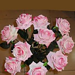 The Modern High Quality Flannelette Edge Roses