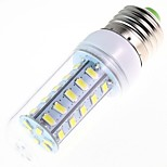 Warm White LED Bulb E27 5W 36SMD5630 2500-3500K 220V