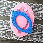 Ring Fondant backen Kuchenform, L8.5cm * W6cm * H1.2cm