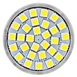 Spot Décorative Blanc Chaud/Blanc Froid JUXIANG MR16 E14 5 W 30 SMD 5050 350 LM AC 85-265 V