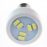 White Light LED-Lampe E14 2,5 W 220V SMD5630 6LED