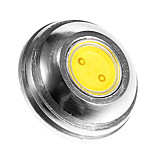 G4 2 W 1 COB 100-120 LM Warm White/Cool White Bi-pin Lights DC 12 V