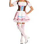 Cosplay Costumes / Party Costume Oktoberfest Maid Adult Oktoberfest Woman's Costume