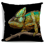Cool Cabrite Cotton/Linen Decorative Pillow Cover