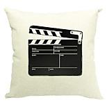 Cotton/Linen Pillow Cover , Still Life Modern/Contemporary