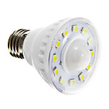 E26/E27 3 W 12 SMD 5050 160-180 LM Warm White/Cool White PAR Sensor Spot Lights AC 220-240 V
