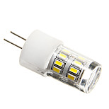 G9/G4 3 W 27 SMD 3014 200-250 LM Natural White Decorative Corn Bulbs AC 220-240 V