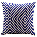 Cotton/Linen Pillow Cover , Graphic Prints Modern/Contemporary