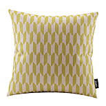 Falling Leaves Cotton/Linen Decorative Pillow Cover