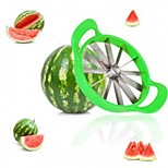 New Multi-function Fruit Cutter/Watermelon Cutter,Stainless Steel 34cm*24cm*3cm