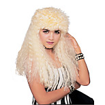 Cosplay Wigs Cosplay Festival/Holiday Halloween Costumes Golden Solid Wig Halloween / Carnival Female