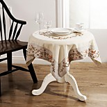 Table Cloths Classical Embroidery Tablecloth 85*85cm