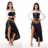 Sexy Gypsy Girl Women's Halloween Costumefor Carnival