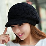 Women's Fashion Winter Warm Knitted Beanie