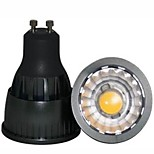 Spot Gradable/Décorative Blanc Chaud/Blanc Froid ON A GU10 10 W COB 900LM LM AC 100-240/AC 110-130 V