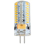G4 4 W 72 SMD 3014 360 LM Warm White/Cool White Bi-pin Lights/Corn Bulbs DC 12/DC 24/AC 12/AC 24 V