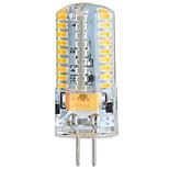 G4 4 W 72 SMD 3014 360 LM Warm wit/Koel wit 2-pins lampen/Maïslampen DC 12/DC 24/AC 12/AC 24 V