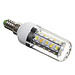 E14/GU10/G9 5 W 36 SMD 5730 350 LM Natural White Corn Bulbs AC 220-240 V