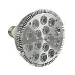 E26/E27 15 W 15 Højeffekts-LED 1500LM LM Varm hvid/Kold hvid Justérbar lysstyrke Parlamper AC 220-240/AC 110-130 V