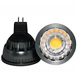 ON GU5.3 5 W COB 500LM LM Warm White/Cool White A Dimmable/Decorative Spot Lights DC 12 V