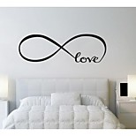 JiuBai® Love Quote Wall Sticker Wall Decal