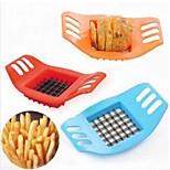 Potato Chipper Creative Potato Bar Cutting Machine Cut Fries/French Fries Tool Color Blue