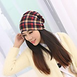 Unisex Cotton Beanie/Slouchy , Casual Winter