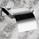 PHASAT®,Toilet Paper Holder Stainless Steel Wall Mounted 160 x 145 x 65 mm (6.3 x 5.7 x 2.6