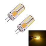 G4 W 48 SMD 3014 150~170 LM Warm White/Cool White Bi-pin Lights DC 12 V