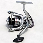 YONGCHANG Brand Freshwater Fishing Spinning Reels AD Series 10+1BB