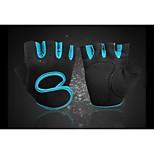 Hot GYM Weightlifting Exercise Half Finger Sport Indoor Fitness Gloves