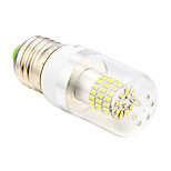 GU10/E26/E27 5 W 60 SMD 3014 350 LM Warm White/Cool White Corn Bulbs AC 85-265 V