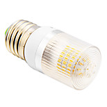 E26/E27 5 W 60 SMD 3014 350 LM Warm White / Cool White T Corn Bulbs AC 85-265 V