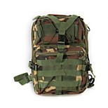 Military Tactical Camping Bag Backpack Rucksack Green Camo EDC Every Day Carry