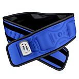 soins de beauté perte de poids de santé minceur ceinture prime de ceinture de massage de remise en forme bleu électrique
