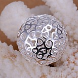 Charming Silver Ball Shape Women's Pendents