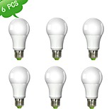 DUXLITE E26/E27 12 W 1 COB 1160 LM Warm White/Cool White A Globe Bulbs AC 100-240 V