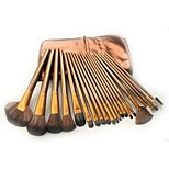 21 Makeup Brushes Set Synthetic Hair / Others Face / Lip / Eye Others