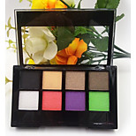 8 Eyeshadow Dry Eyeshadow palette Others Normal