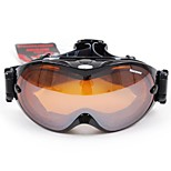 Wind Dust Protection Anti UV Double Lens Riding Goggles Skiing Goggles